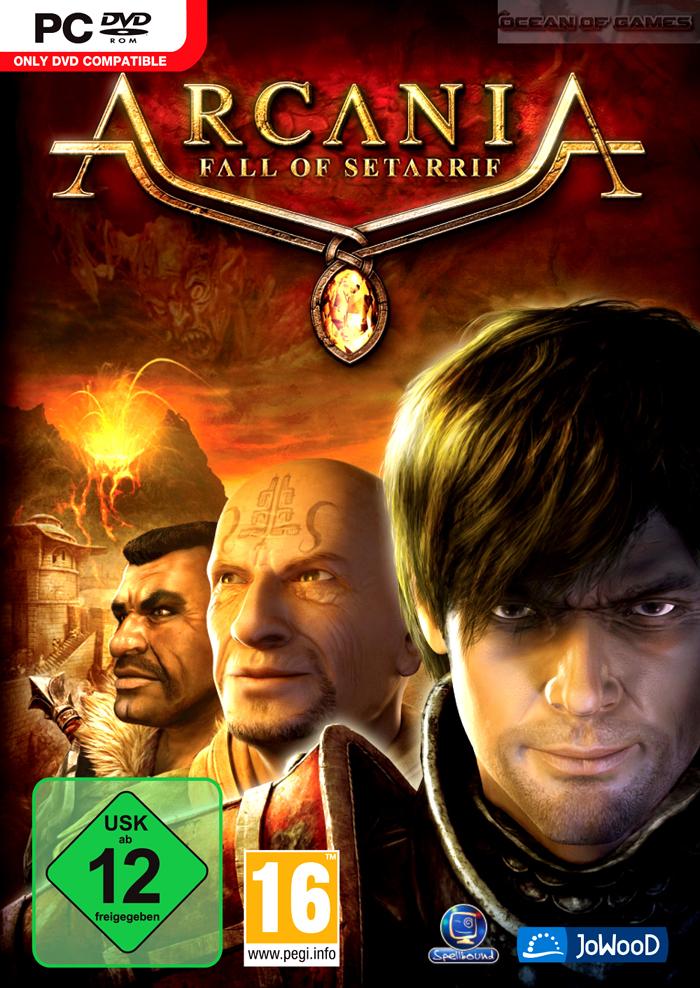 Arcania Fall of Setarrif Free Download, Arcania Fall of Setarrif Free Download
