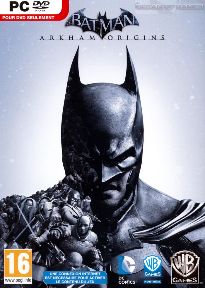 Batman Arkham Origins Free Download, Batman Arkham Origins Free Download