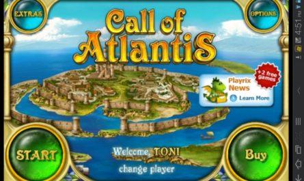 Call of Atlantis Free Download