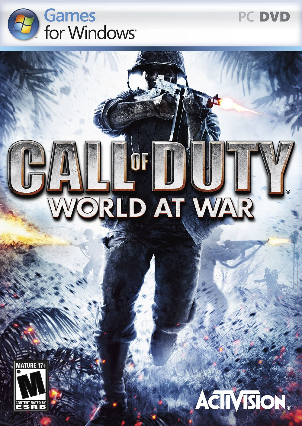 Call of Duty World at War Free Download, Call of Duty World at War Free Download