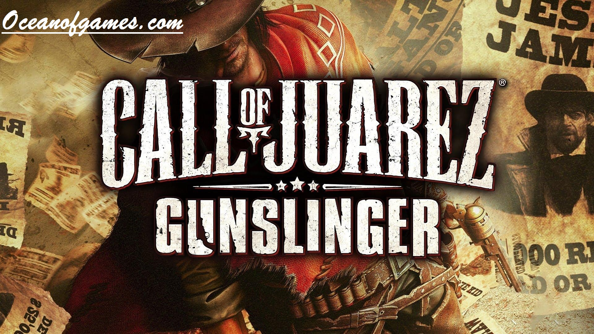 Call of Juarez Gunslinger Free Download, Call of Juarez Gunslinger Free Download