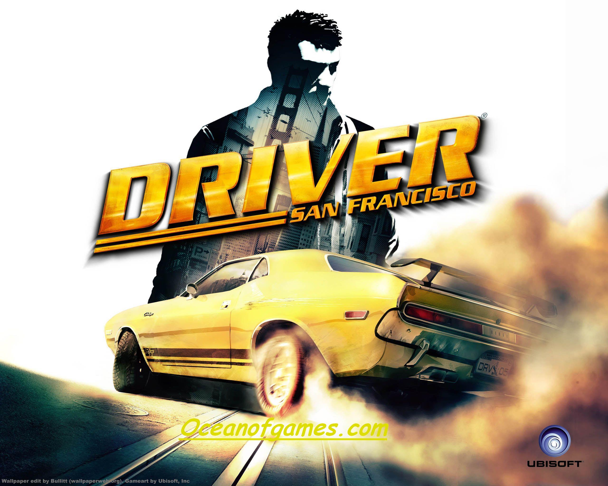 Driver San Francisco Free Download, Driver San Francisco Free Download