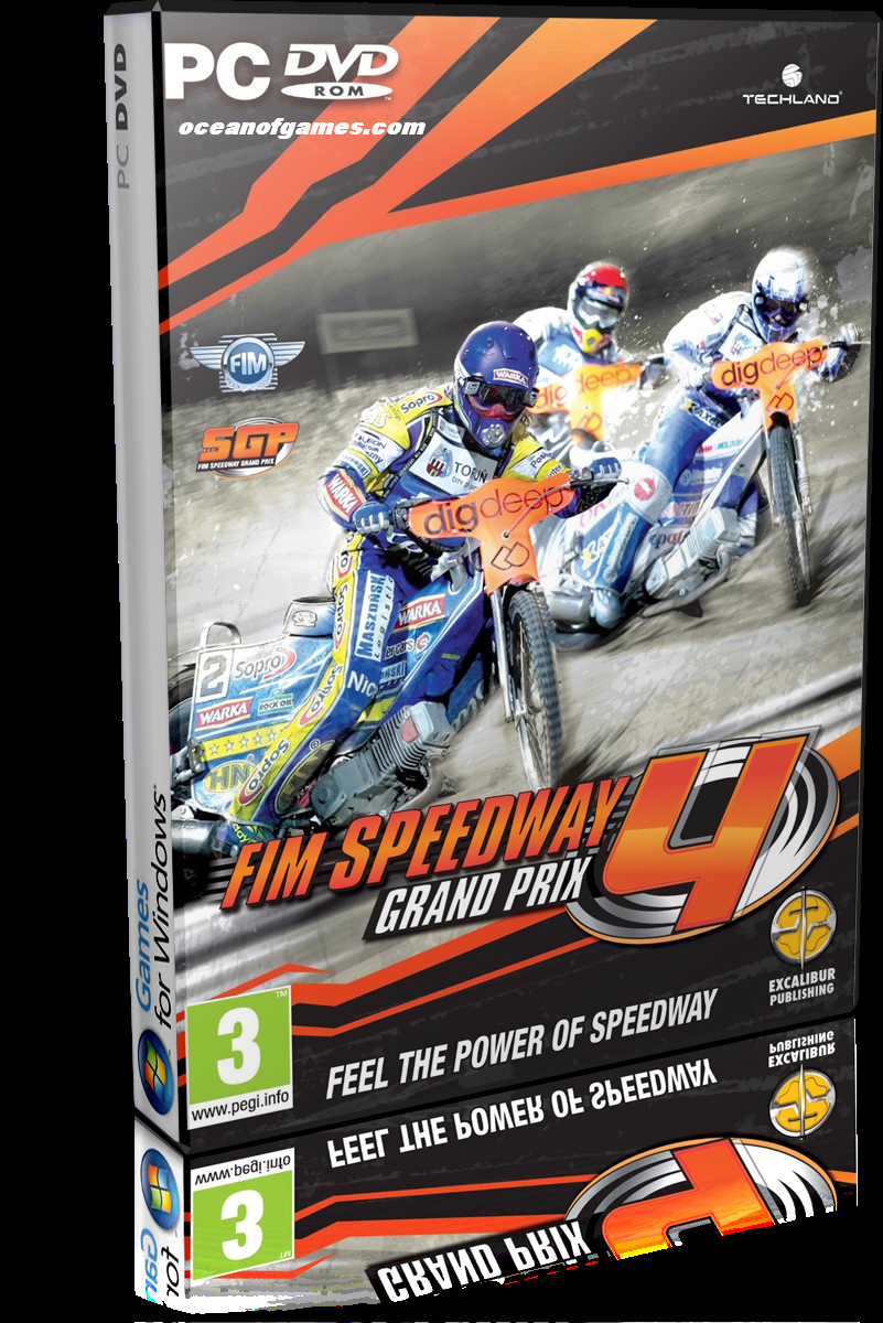 Fim Speedway Grand Prix 4 Free Download1