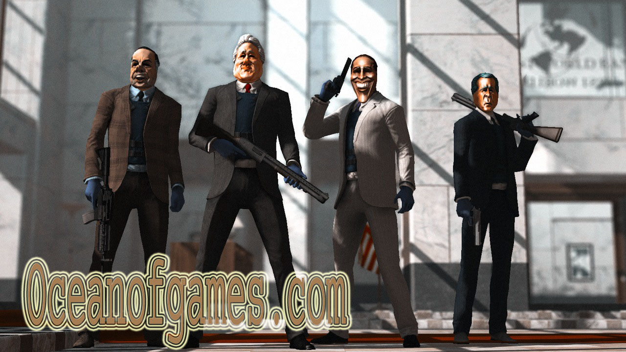 Payday The Heist Free Download, Payday The Heist Free Download