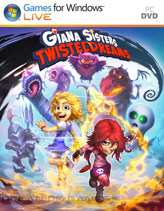Giana Sisters Twisted Dreams Free Download, Giana Sisters Twisted Dreams Free Download