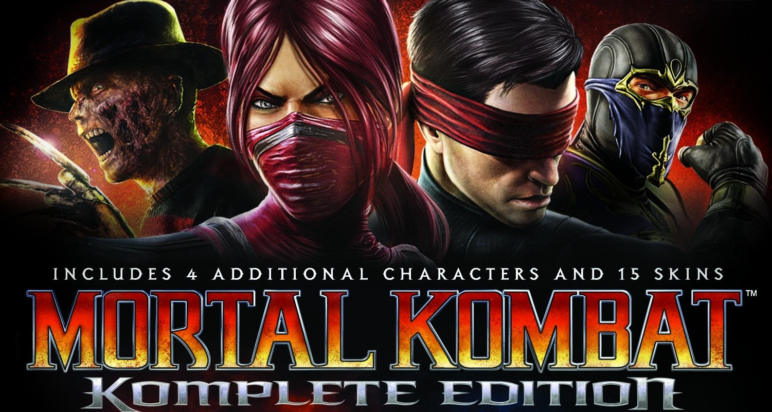 Mortal Kombat Komplete Edition Free Download, Mortal Kombat Komplete Edition Free Download