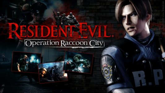 Resident Evil Operation Raccoon City Free Download
