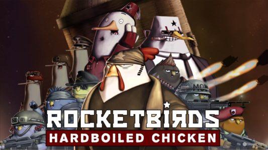 Rocketbirds Hardboiled Chicken PC Game Free Download