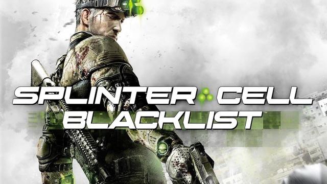 Splinter Cell Blacklist Download Free