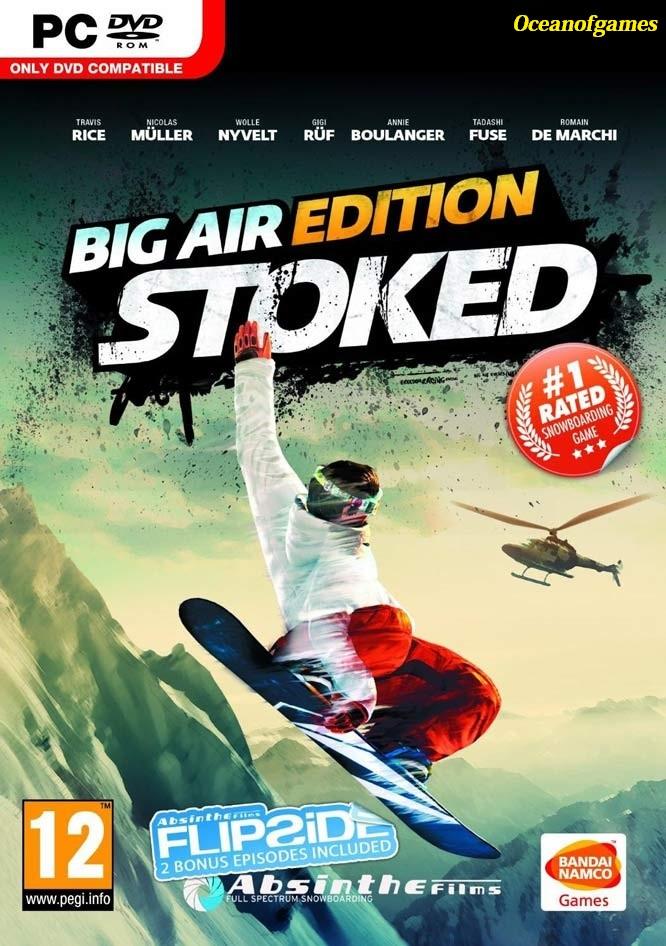Stoked Big Air Edition 1