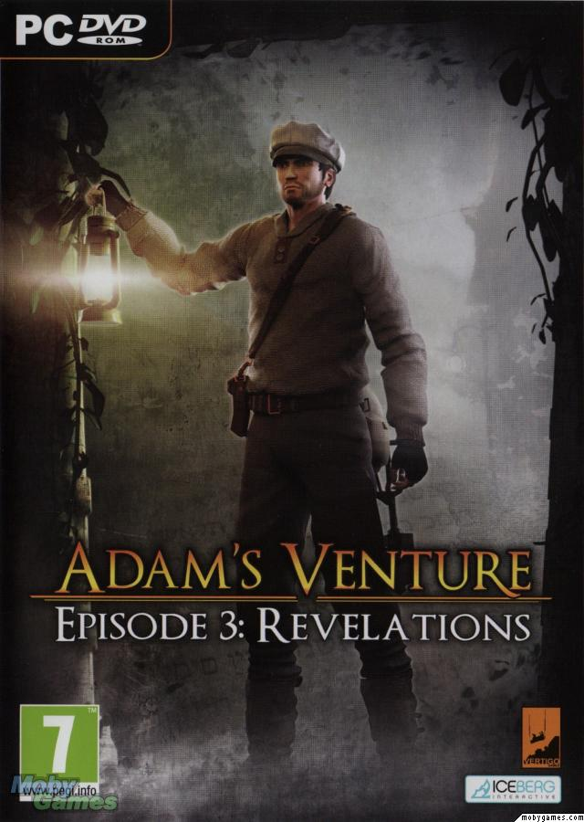 Adam's Venture 3 Free Download, Adam's Venture 3 Free Download