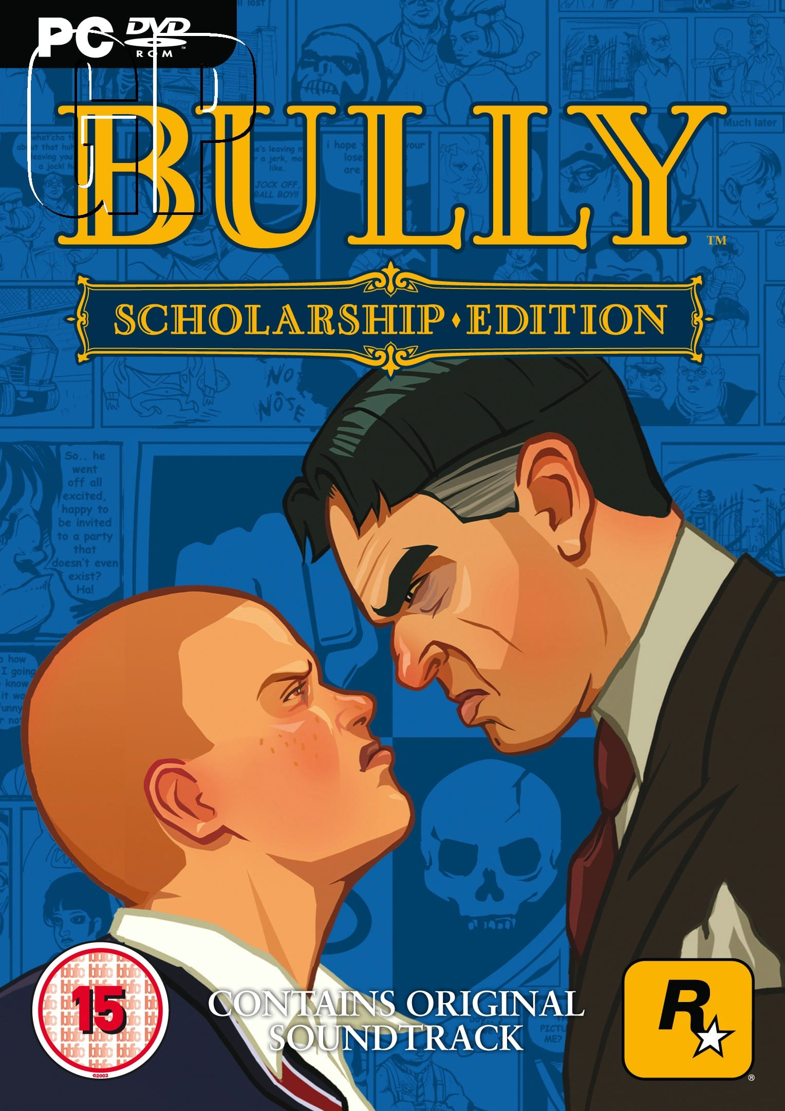 Bully Scholarship PC Game Free Download