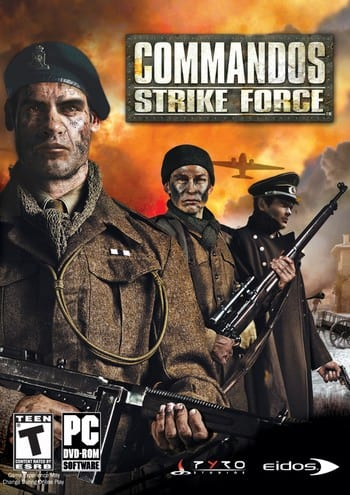 Commando Strike Force Free Download