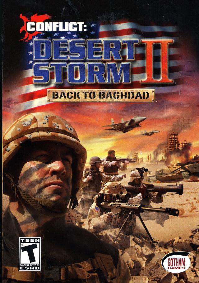 Conflict Desert Storm 2 Free Download, Conflict Desert Storm 2 Free Download