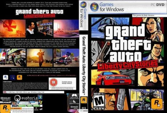 GTA Liberty City Game Free Download