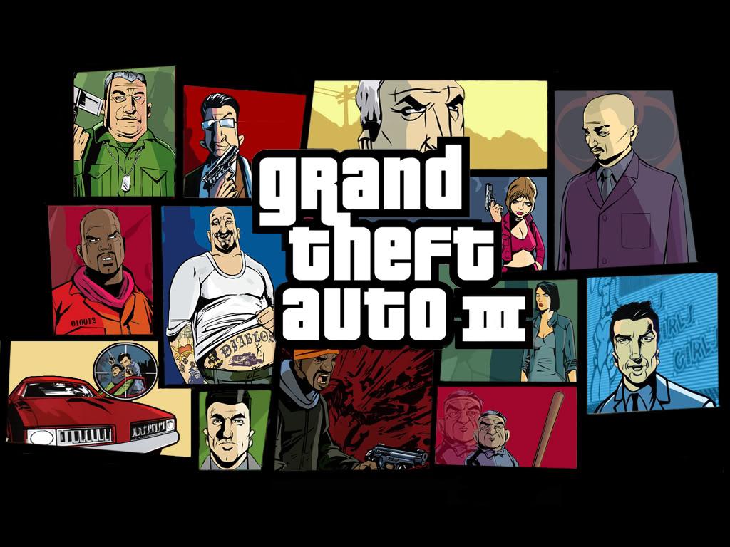 Grand Theft Auto 3 Free
