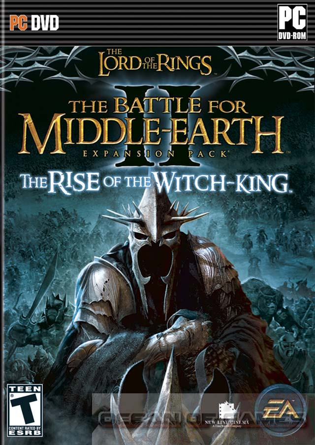 Lord Of The Ring Battle For Middle Earth Rise of Witch King Download For Free 1