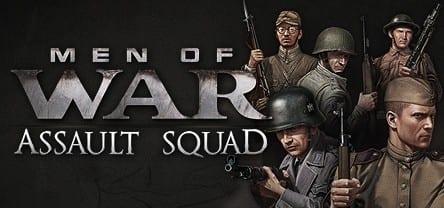 Men of War Assault Squad Setup