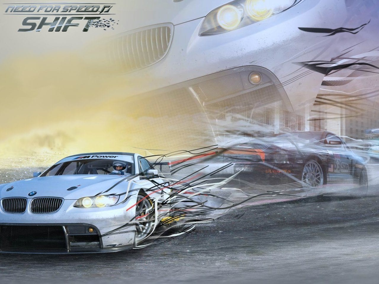 Need For Speed Shift features