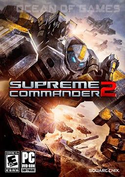 Supreme Commander 2 Features