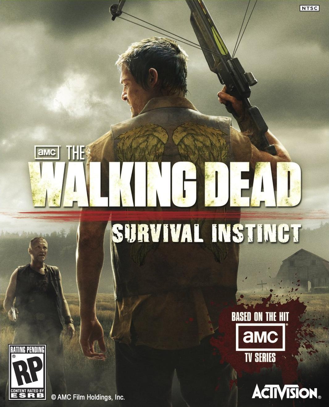The walking dead instinct survior 2