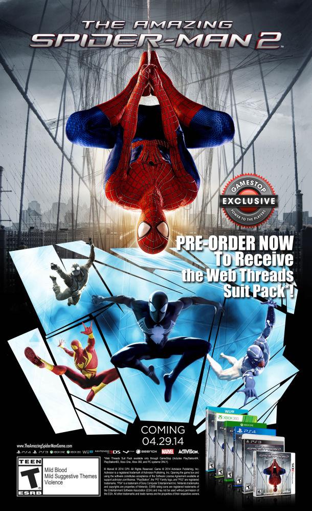 amazing spider man 2 3