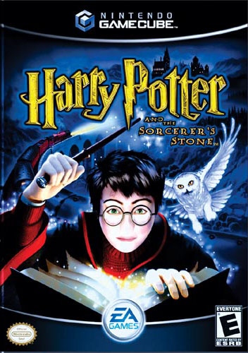 harry potter pc game 1