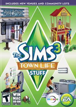 sims 3 townlife 1