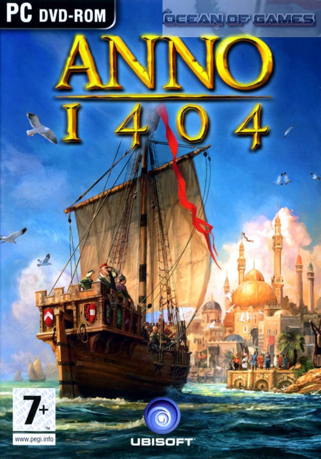 Anno 1404 Dawn Of Discovery Free Download