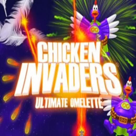 OMELETTE INVADERS 4 TÉLÉCHARGER CHICKEN ULTIMATE