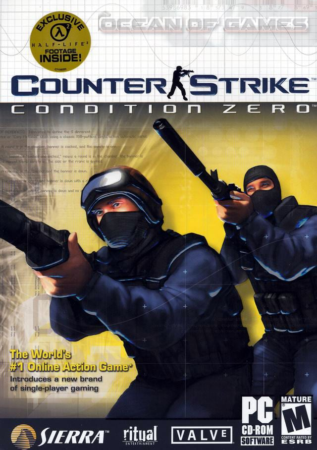 Counter Strike Condition Zero  Download For Free