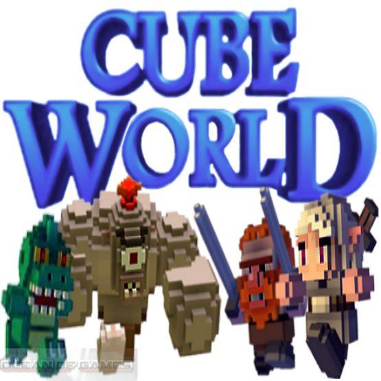 Cube World Setup Free Download