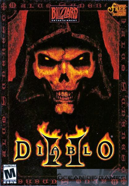Diablo II Free Download PC Game setup in single direct link for windows. Diablo II is an action RPG game with hack and slash elements in it. Diablo 2 PC Game Overview Diablo II is developed under the banner of Blizzard North for Microsoft Windows. It was released on 30 June 2000 and Blizzard Entertainment published this game. It is the sequel to the famed game Diablo. You can also download Risen 3 Titan Lord. Diablo II Free Download Diablo II game is plotted after the events of the first game has occurred. The warrior who has defeated Diablo has become corrupted by the demonic spirits. He is now the cause of entrance of demons in the world and they are causing havoc. In the present day a group of explorers pass through Rogue Encampment. They hear the stories revolving about the destruction and then they decide to find out the real cause of this evil and demonic force. Diablo 2 game is mainly divided into four different chapters or acts. In every chapter you will have a prearranged way. You will progress through the game. When you complete the quests given in every chapter. You can play this game in three different difficulty levels. The weaponry and items are random and are very similar to the first game. The characters also have five different classes from which you can select. Amazingly built graphics and audio engines give you the immense excitement and horrific environment. Altogether a very thrilling game to play. Lichdome battlemage is another action RPG game that you can download. Diablo II Download For Free Features of Diablo II Following are the main features of Diablo II that you will be able to experience after the first install on your Operating System. Very interesting action game with RPG elements. The storyline is extended to another level of excitement. Lots of new levels, weapons and improvements made. Exceptionally well built graphics. Sound effects are really stirring. Diablo II Features System Requirements of Diablo II PC Game Before you start Di