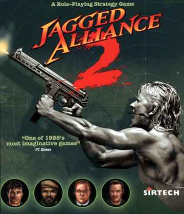 , Jagged Alliance 2 Free Download