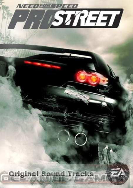 Need for Speed ProStreet Setup Free Download