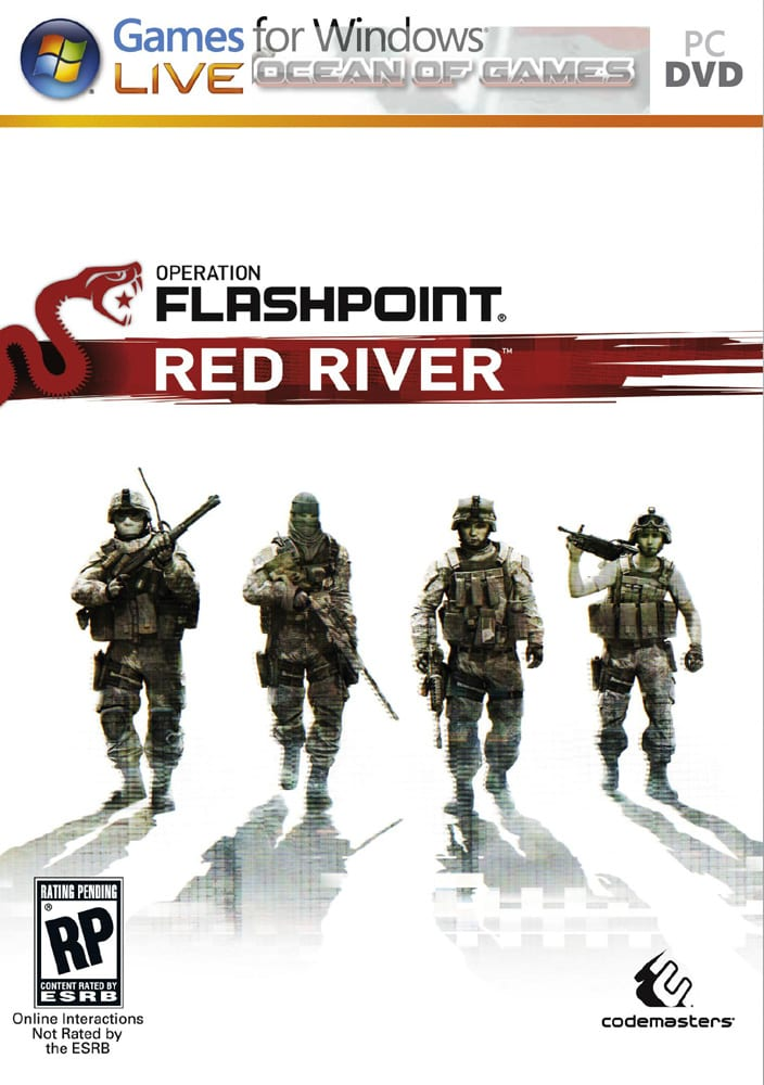 Operation Flashpoint Red River Free Download, Operation Flashpoint Red River Free Download