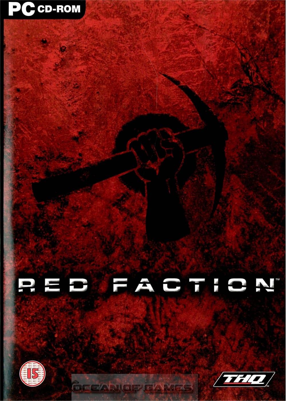 Red Faction 1 Free Download, Red Faction 1 Free Download