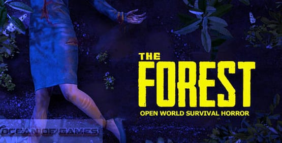 The Forest PC Game Setup Free Download
