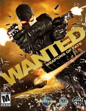 Wanted Weapons of Fate Free Download2