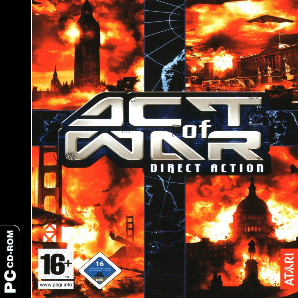 Act of War Direct Action Free Download, Act of War Direct Action Free Download