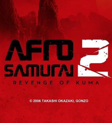 Afro Samurai 2 Revenge of KumaFree Download