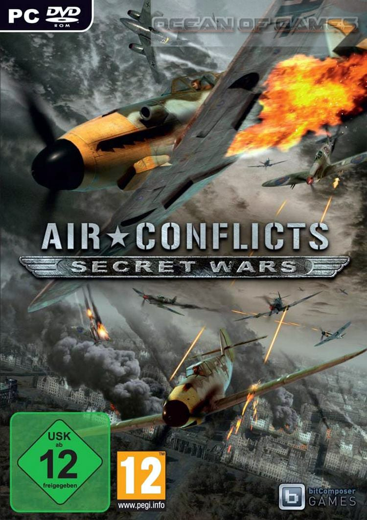 Air Conflicts Secret Wars Free Download, Air Conflicts Secret Wars Free Download
