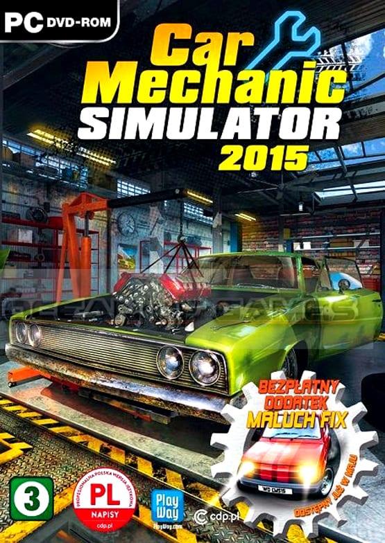 Car Mechanic Simulator 2015 Free Download, Car Mechanic Simulator 2015 Free Download