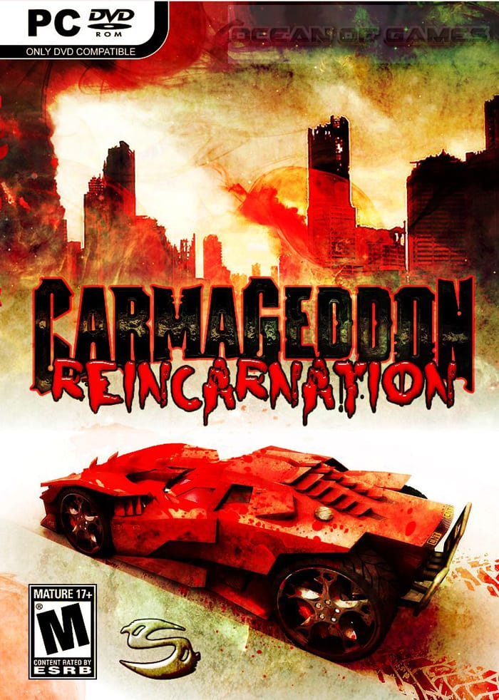 Carmageddon Reincarnation PC Game Free Download, Carmageddon Reincarnation PC Game Free Download