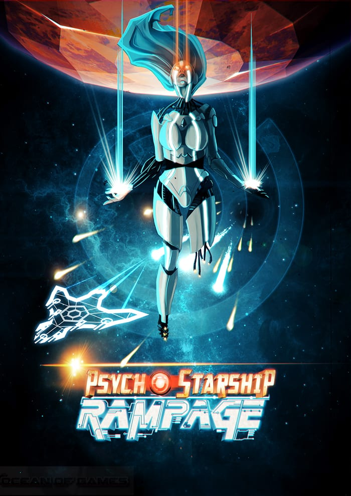 Psycho Starship Rampage Free Download, Psycho Starship Rampage Free Download