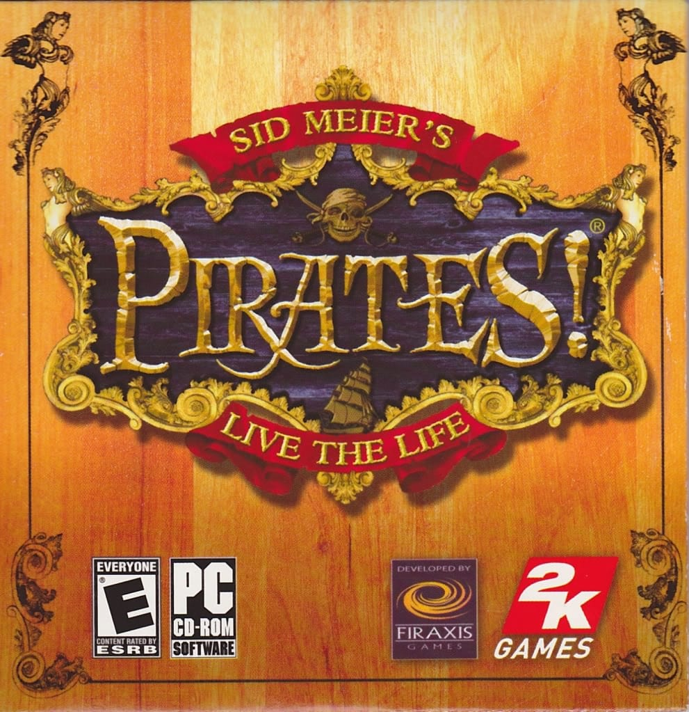 Sid Meiers Pirates PC Game Free Download, Sid Meiers Pirates PC Game Free Download