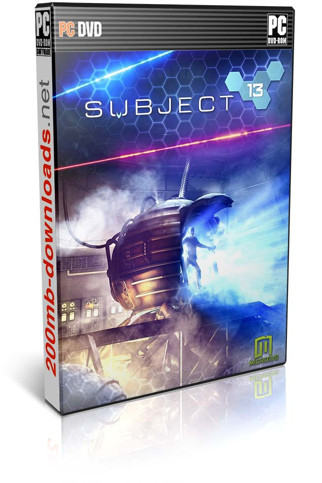 Subject 13 PC Game Free Download, Subject 13 PC Game Free Download