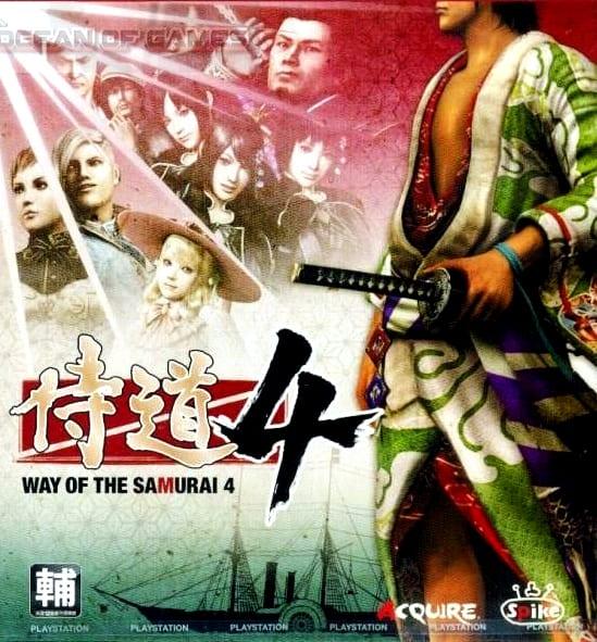Way of the Samurai 4 Free Download