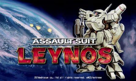 Assault Suit Leynos Free Download