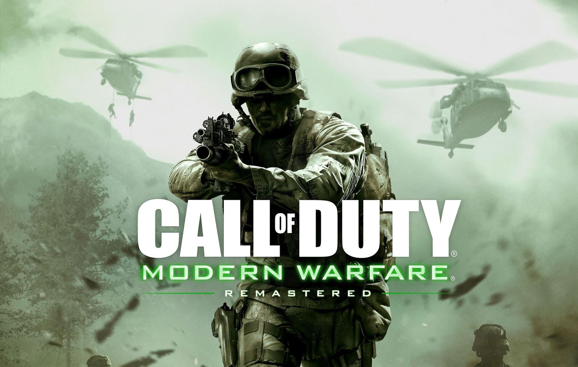 Call of Duty Modern Warfare Remastered Free Download